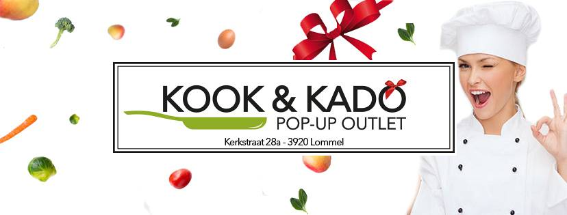 Kook & Kado POP UP Outlet Lommel